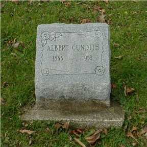 CUNDITH, ALBERT - Wapello County, Iowa | ALBERT CUNDITH