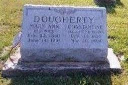 DOHERTY, MARY ANN - Wapello County, Iowa | MARY ANN DOHERTY
