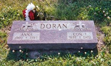 DORAN, CON J. - Wapello County, Iowa | CON J. DORAN