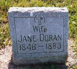 DORAN, JANE - Wapello County, Iowa | JANE DORAN