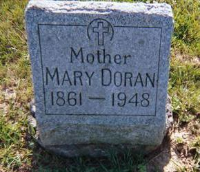 DORAN, MARY - Wapello County, Iowa | MARY DORAN