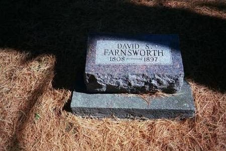 FARNSWORTH, DAVID - Wapello County, Iowa | DAVID FARNSWORTH