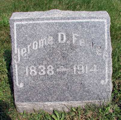 FERREE, JEROME DIAL - Wapello County, Iowa | JEROME DIAL FERREE