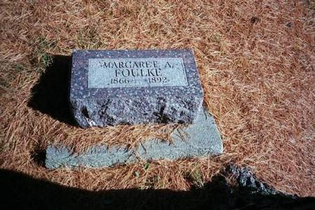 FOULKE, MARGARET - Wapello County, Iowa | MARGARET FOULKE