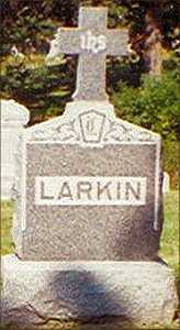 LARKIN, MARY - Wapello County, Iowa | MARY LARKIN
