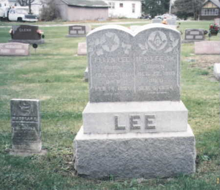 LEE, M.B. SR. - Wapello County, Iowa | M.B. SR. LEE