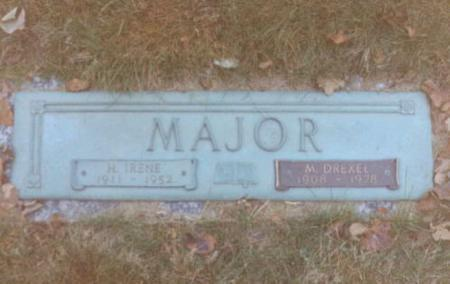 MAJOR, HESTER IRENE - Wapello County, Iowa | HESTER IRENE MAJOR