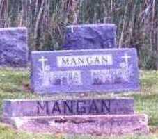 MANGAN, MARGARET - Wapello County, Iowa | MARGARET MANGAN