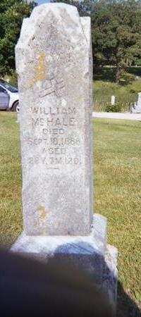 MC HALE, WILLIAM - Wapello County, Iowa | WILLIAM MC HALE