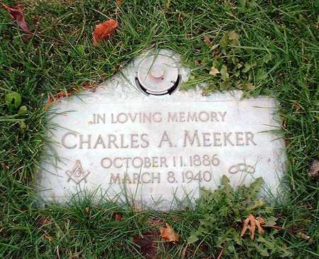 MEEKER, CHARLES - Wapello County, Iowa   CHARLES MEEKER