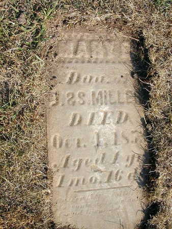 MILLER, MARY ELLON - Wapello County, Iowa | MARY ELLON MILLER