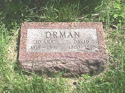ORMAN, DAVID - Wapello County, Iowa | DAVID ORMAN