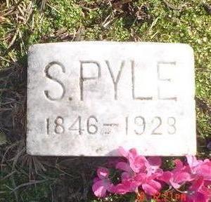 PYLE, SYLVESTER - Wapello County, Iowa | SYLVESTER PYLE