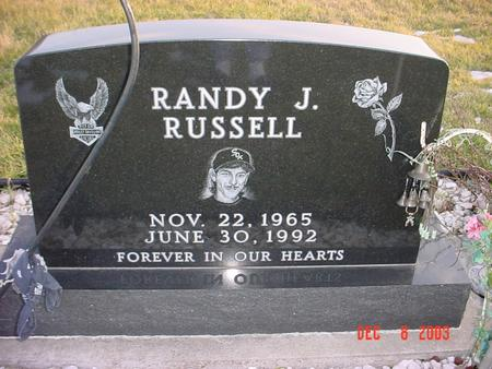 RUSSELL, RANDY - Wapello County, Iowa | RANDY RUSSELL