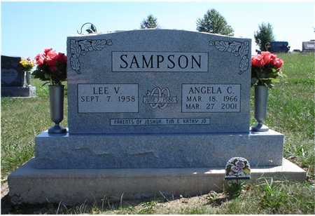 SAMPSON, ANGELA - Wapello County, Iowa | ANGELA SAMPSON