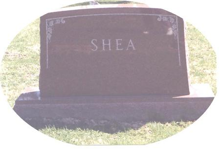 SHEA, JOHN W. - Wapello County, Iowa | JOHN W. SHEA