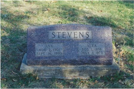 STEVENS, ALVA - Wapello County, Iowa | ALVA STEVENS