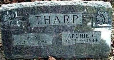 THARP, ARCH - Wapello County, Iowa | ARCH THARP