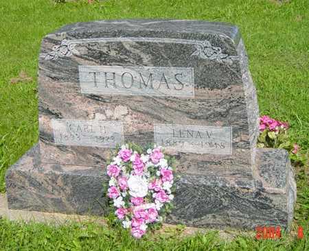 THOMAS, CARL - Wapello County, Iowa | CARL THOMAS