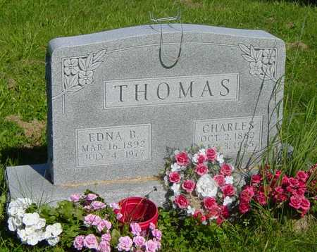 THOMAS, CHARLES - Wapello County, Iowa | CHARLES THOMAS