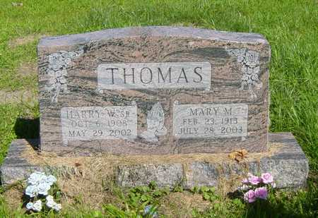 THOMAS, HARRY - Wapello County, Iowa | HARRY THOMAS