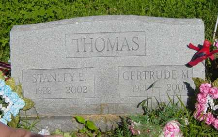 THOMAS, STANLEY - Wapello County, Iowa | STANLEY THOMAS