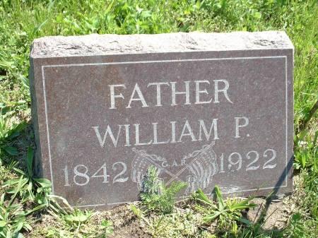 VANFOSSAN, WILLIAM P. - Wapello County, Iowa | WILLIAM P. VANFOSSAN
