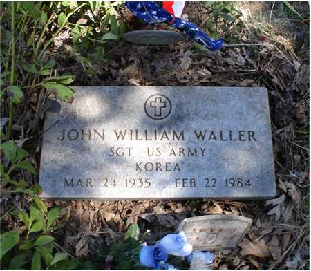WALLER, JOHN - Wapello County, Iowa | JOHN WALLER