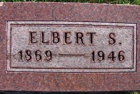 AMSBERRY, ELBERT S. - Warren County, Iowa | ELBERT S. AMSBERRY