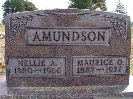 AMUNDSON, MAURICE O. - Warren County, Iowa | MAURICE O. AMUNDSON
