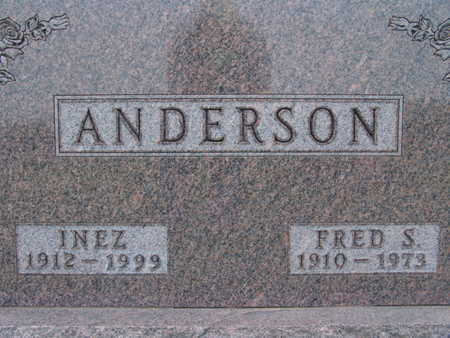 ANDERSON, FRED S. - Warren County, Iowa | FRED S. ANDERSON