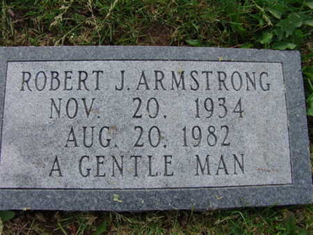 ARMSTRONG, ROBERT J. - Warren County, Iowa | ROBERT J. ARMSTRONG