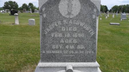 ASHWORTH, JASPER R. - Warren County, Iowa | JASPER R. ASHWORTH