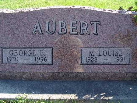 AUBERT, M LOUISE - Warren County, Iowa | M LOUISE AUBERT