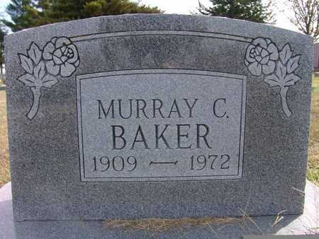 BAKER, MURRAY C. - Warren County, Iowa | MURRAY C. BAKER