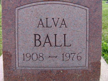 BALL, ALVA - Warren County, Iowa | ALVA BALL