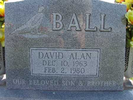 BALL, DAVID ALAN - Warren County, Iowa | DAVID ALAN BALL