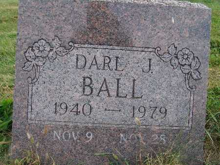 BALL, DARL J. - Warren County, Iowa | DARL J. BALL