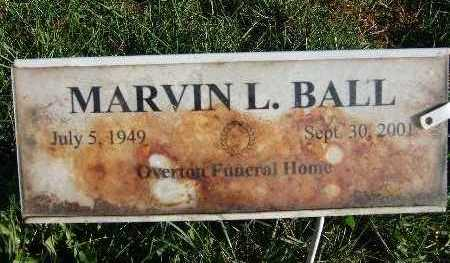 BALL, MARVIN L. - Warren County, Iowa | MARVIN L. BALL