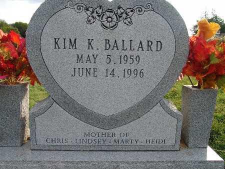 BALLARD, KIM K. - Warren County, Iowa | KIM K. BALLARD
