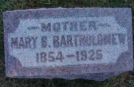 BARTHOLOMEW, MARY B. - Warren County, Iowa | MARY B. BARTHOLOMEW