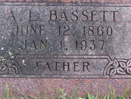 BASSETT, A. L. - Warren County, Iowa | A. L. BASSETT
