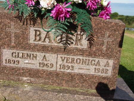 BAUER, VERONICA A. - Warren County, Iowa | VERONICA A. BAUER