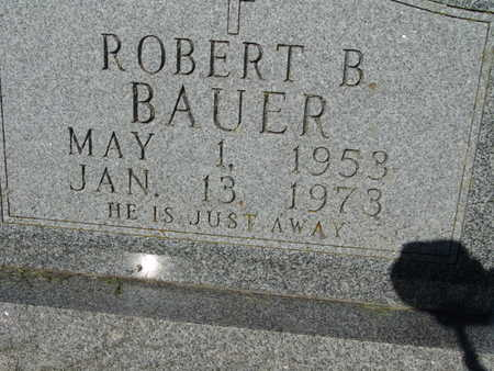 BAUER, ROBERT B. - Warren County, Iowa | ROBERT B. BAUER