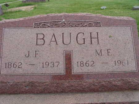 BAUGH, MARY ELLA - Warren County, Iowa | MARY ELLA BAUGH