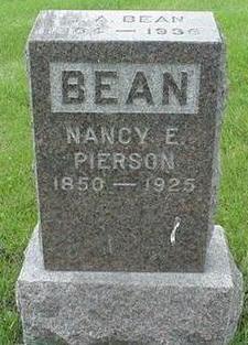 BEAN, NANCY ELLEN - Warren County, Iowa | NANCY ELLEN BEAN