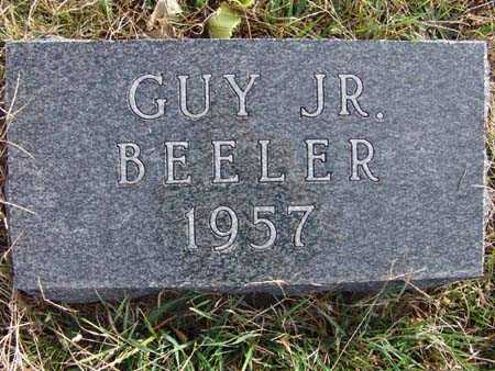 BEELER, GUY JR. - Warren County, Iowa | GUY JR. BEELER