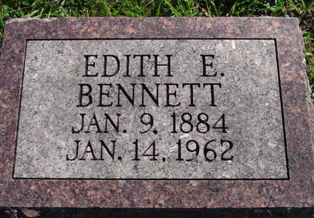 BENNETT, EDITH E. - Warren County, Iowa | EDITH E. BENNETT