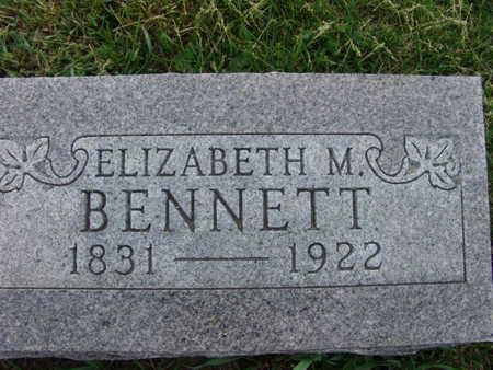 BENNETT, ELIZABETH M. - Warren County, Iowa | ELIZABETH M. BENNETT