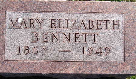 BENNETT, MARY ELIZABETH - Warren County, Iowa | MARY ELIZABETH BENNETT